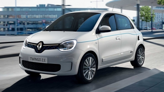 ANOTHER ELECTRIC CAR FROM RENAULT